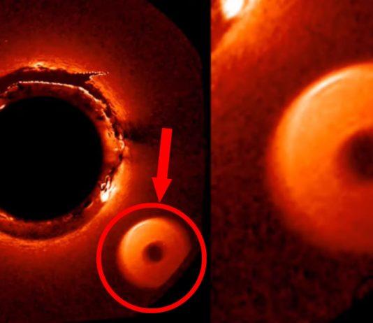 Una anomalía gigantesca es captada «pasando» cerca del Sol
