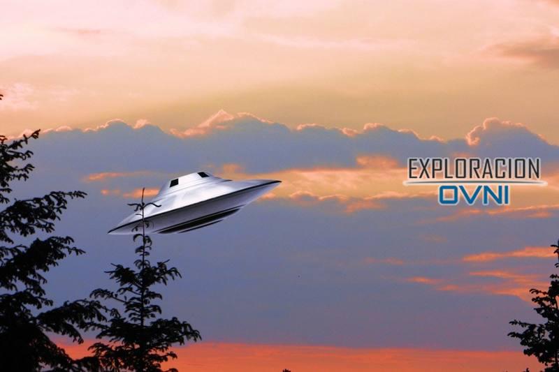 Avistamiento OVNI por el astronauta Jim McDivitt