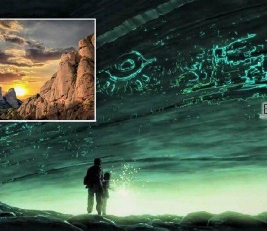 Avistamientos OVNI y civilizaciones perdidas en la montaña de Montserrat