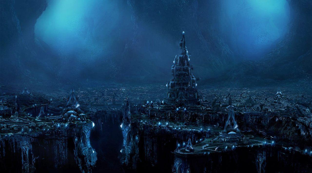Encontraron una enorme Ciudad Sumergida frente a la costa de México