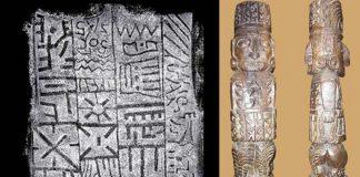 Escritura Sumeria en Bolivia: la magnífica inscripción del Monumento de Pokotia