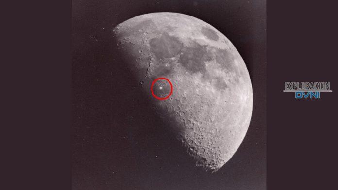 Las misteriosas luces de la luna: un enigma aún inexplicable