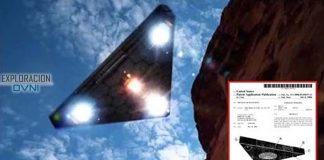 Patente del OVNI Triangular es ahora de dominio público