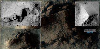 Las ruinas de una antigua estructura fueron descubiertas en Marte: foto y video del hallazgo