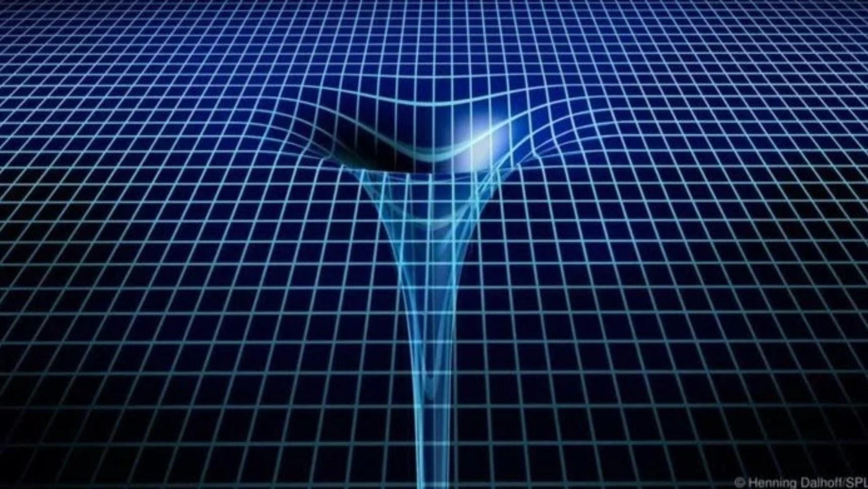 ¿Crees que si caes en un agujero negro, te espera la muerte instantánea? Tu destino será mucho más extraño
