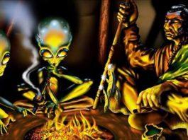 Las historias no contadas de los nativos americanos y la conexión alienígena