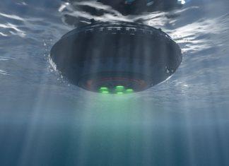 Irlanda podría contener una base OVNI submarina