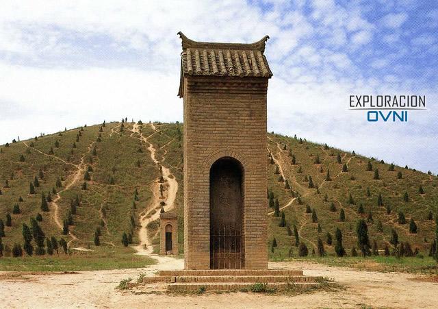 Misterio no registrado: por qué las antiguas pirámides chinas están envueltas en misterio