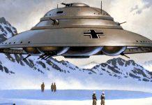 Los secretos nazi en la Antártida y tecnología extraterrestre