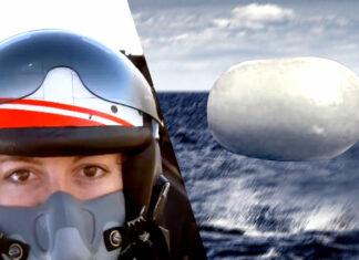 """OVNIs son reales y me sentí vulnerable"", revela piloto que estuvo cerca de Tic-Tac"