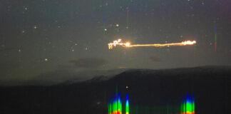 El enigma de las luces de Hessdalen en Noruega