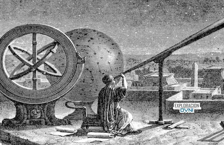 Astrónomos antiguos observaron luces en el lado oculto de la Luna