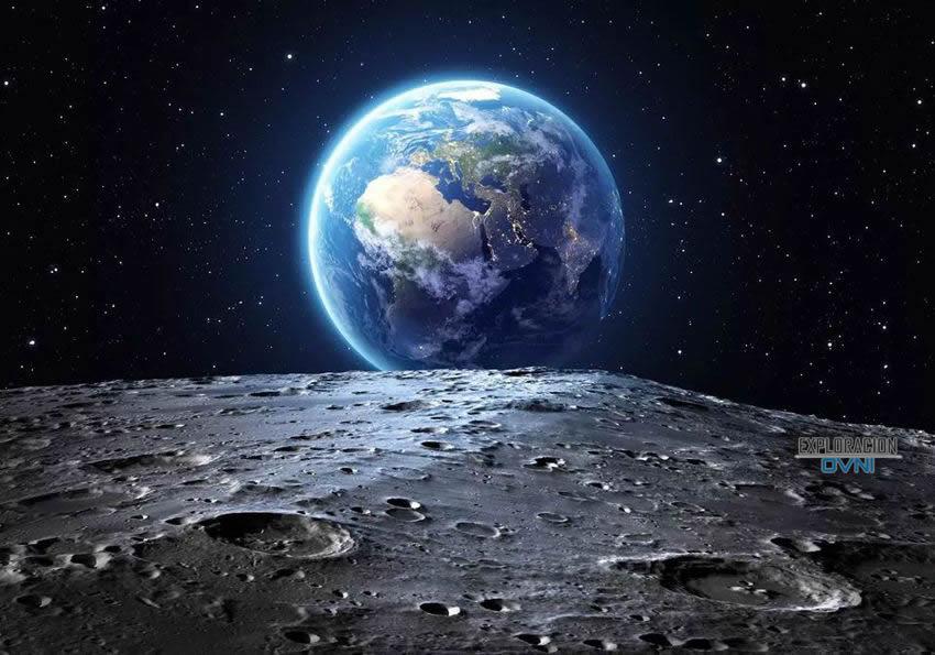 Tierra, Luna y el espacio